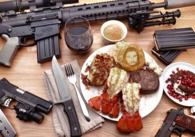 'Murican Breakfast