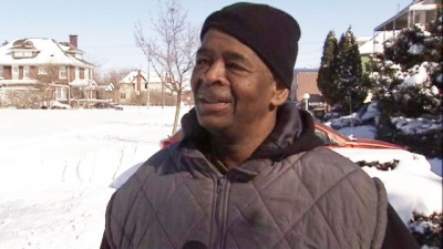 Man who walked 21 miles to and fro his job for 10 years is surprised with new car
