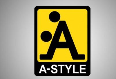 A-style Logo gone fail