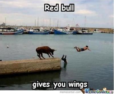 Best Red Bull memes