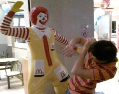 Most Inappropriate Ronald McDonalds