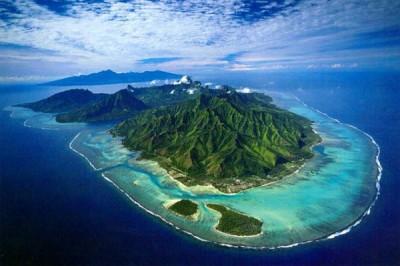 World's most amazing islands