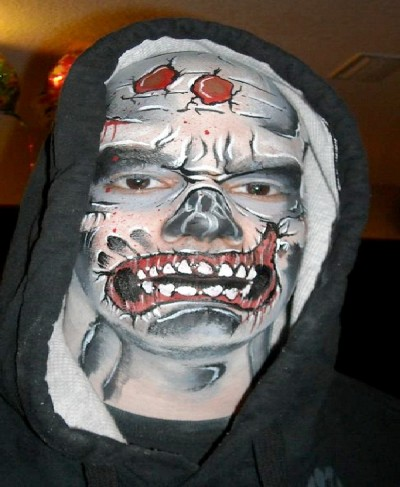 Most Incredible Face Paintings