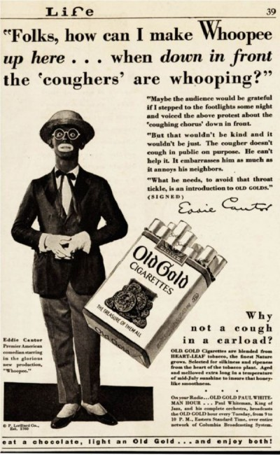 Most racist vintage ads