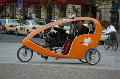 Most awesome taxis