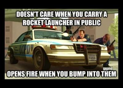Worst GTA Logic
