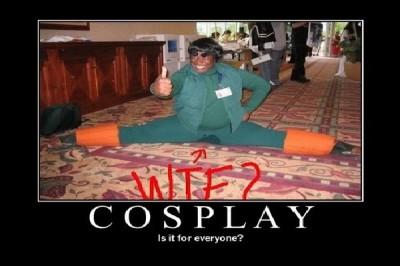 Worst cosplay fails