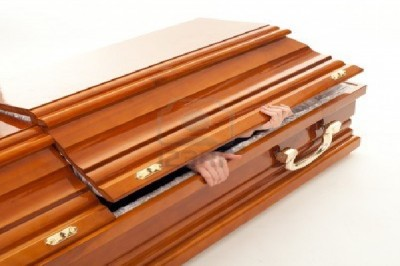 People who woke up after being pronounced dead