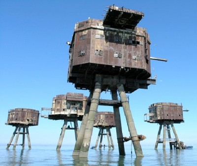 Amazing Abandoned Mega Structures