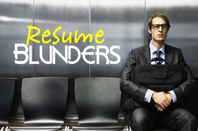 Things you should not put on your resume