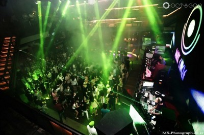 Hottest nightclubs around the world