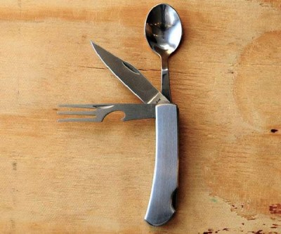 Weirdest eating utensils
