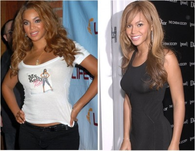 Celebs who lost weight