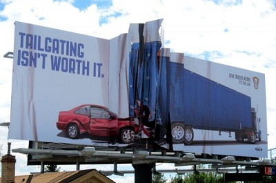 Most creative billboard ads