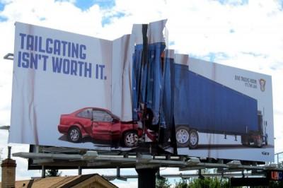 Most creative billboard ads