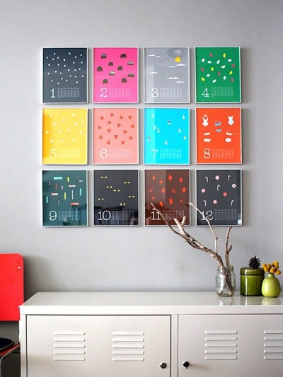 Creative DIY wall decor