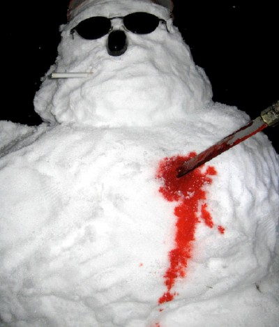 Most Inappropriate Snowmen