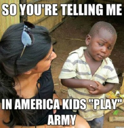 Best Skeptical 3rd World Kid Memes