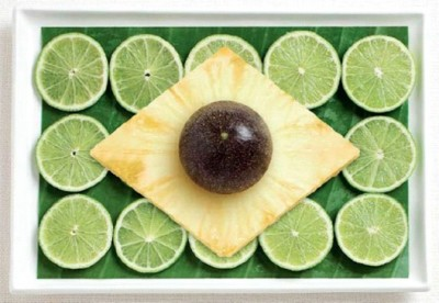 Most Creative Flags Made Out Of Food