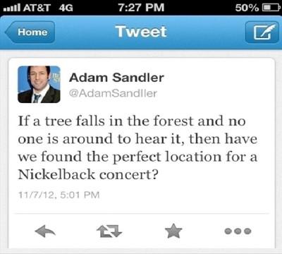 Funny Celeb Tweets