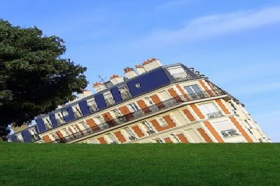 Incredible architectural illusions
