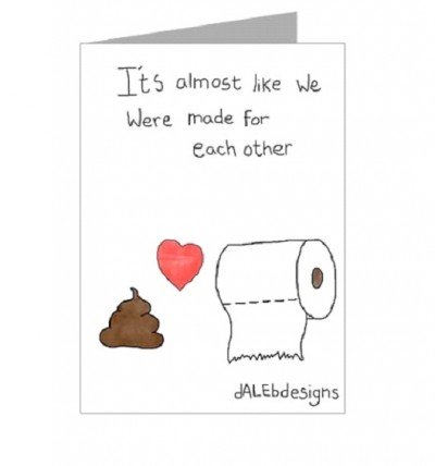 Valentine's Day Cards That You Should Not Give Your Partner