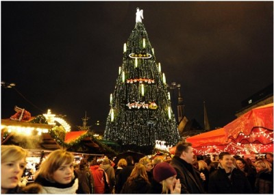 Most Amazing Christmas Trees From Around the Globe