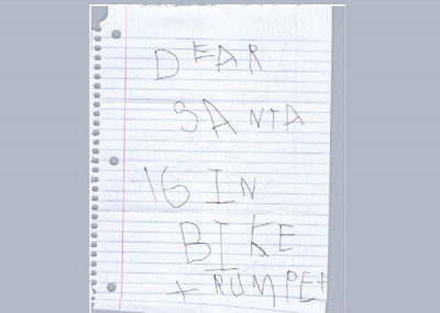 Hilarious Letters to Santa