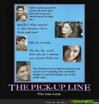 Funniest pick up lines