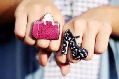 Wackiest rings to wear