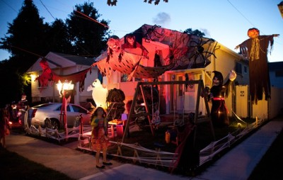 Amazing Halloween home decorations