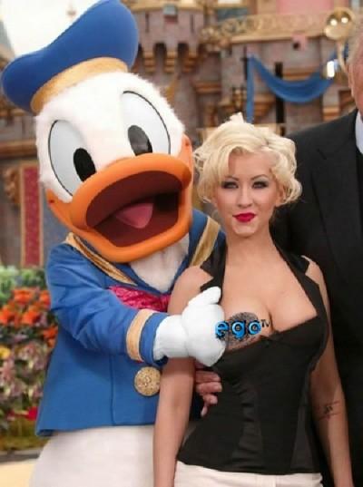 Disneyland fails