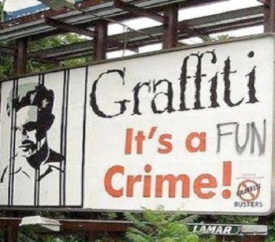 Funniest Billboard Graffiti