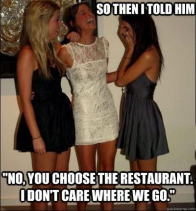 Best vindictive girls meme