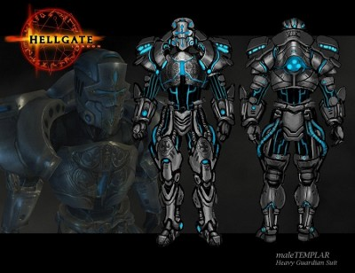 Coolest suits of armor