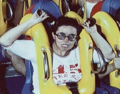 Funniest Roller Coaster Photos