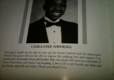Worst Names For The School Yearbook