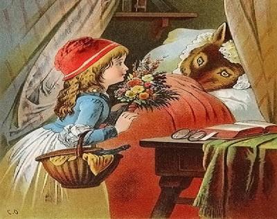 Truly disturbing fairy tales
