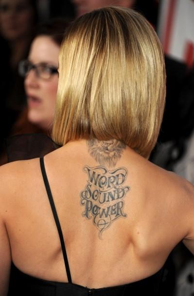 Best celebrity tattoos