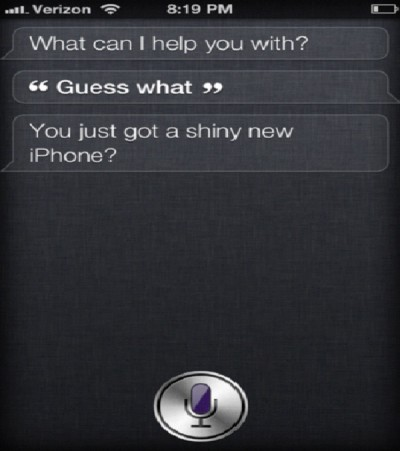 Funny Conversations with Siri