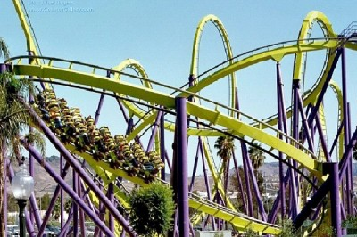 Extreme Rollercoasters