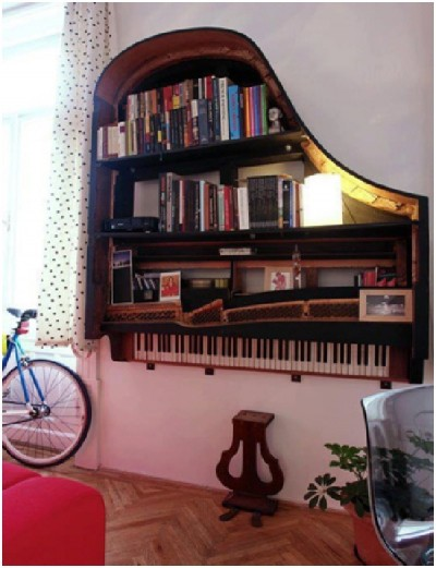 Coolest Bookshelves