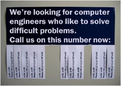 Hilarious Job Ads