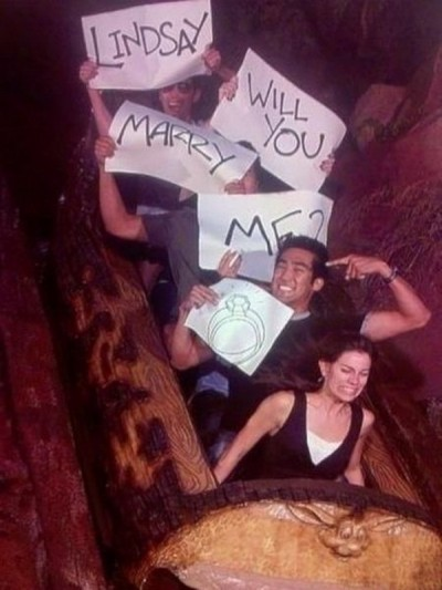 Amazing ways to propose