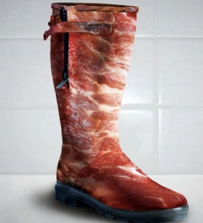 Craziest products inspired by bacon