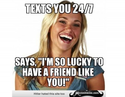 Hilarious friend zone memes
