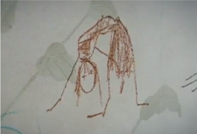 Creepiest Kids Drawings