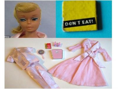 Weird Barbie Dolls