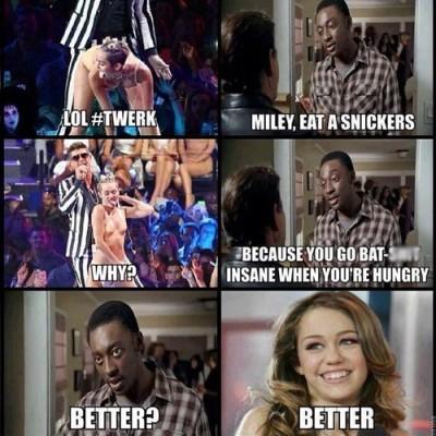 Best Miley Cyrus memes