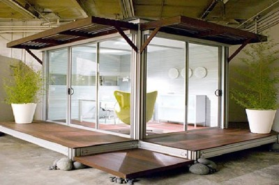 Coolest cubicles and work spaces